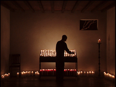 Bill Viola - Catherine's Room