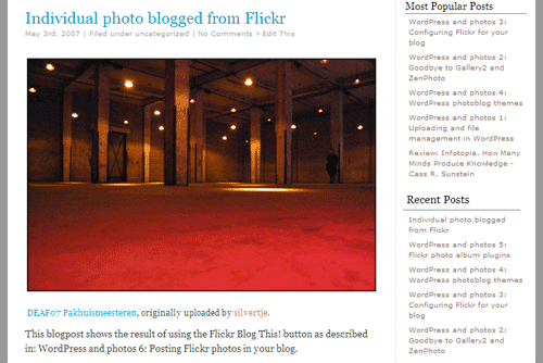 blog this flickr