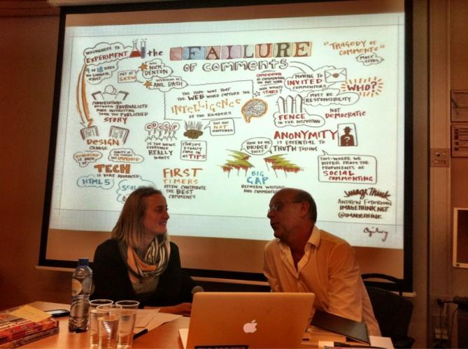 Anne Helmond & Geert Lovink
